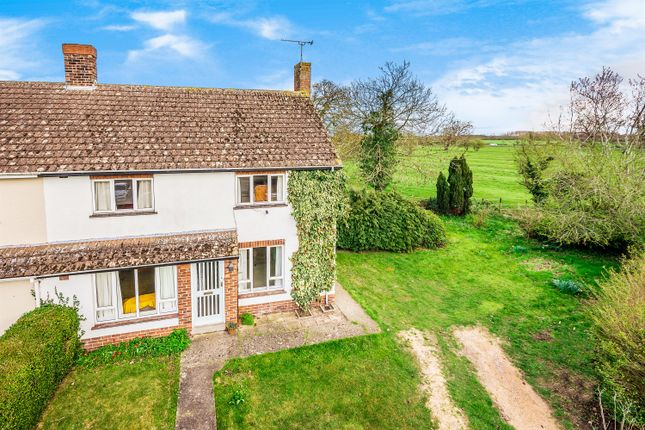 3 bed semi-detached house for sale in Revesby Corner, Mareham-Le-Fen, Boston PE227Qq PE22