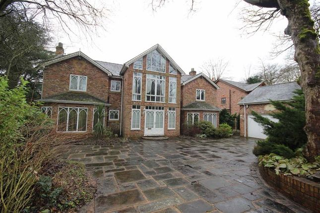 Thumbnail Detached house for sale in Chatsworth Road, Worsley, Manchester