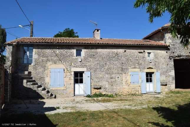 Property for sale in Civray, Poitou-Charentes, 86400, France