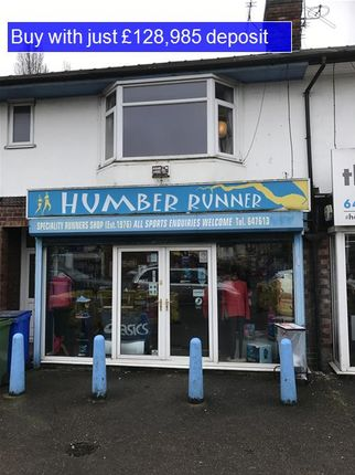 Thumbnail Retail premises for sale in Boothferry Road, Hessle