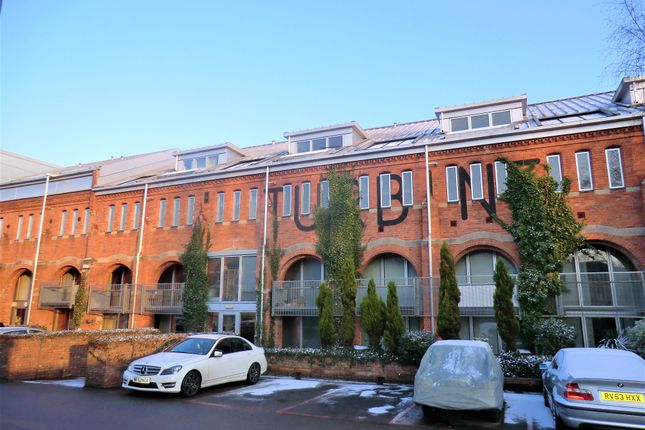 Thumbnail Flat to rent in Electric Wharf, Coventry