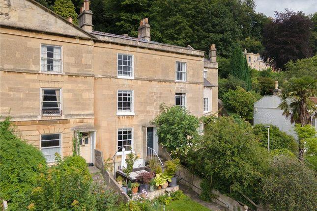 Thumbnail Terraced house for sale in Camden Terrace, Bath