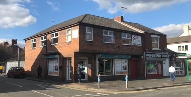 Thumbnail Commercial property for sale in 19/19A Station Road, Queensferry, Flintshire