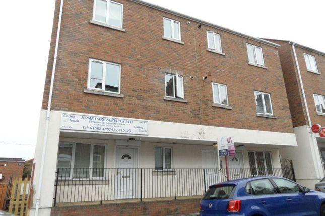 Thumbnail Flat to rent in Buxton Road, Luton