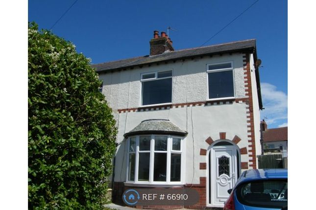 Thumbnail Semi-detached house to rent in North Drive, Thornton-Cleveleys