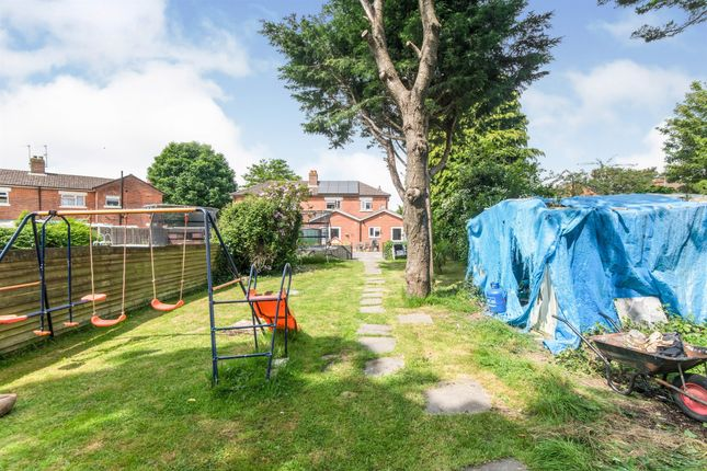 Thumbnail Semi-detached house for sale in Lawn Road, Eastleigh