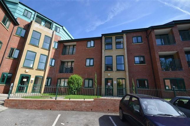 Thumbnail Flat to rent in Plymouth Point, Longsight, Manchester