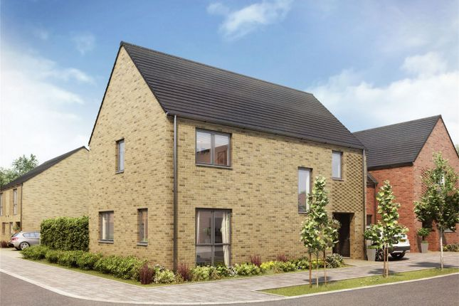 Thumbnail Detached house for sale in Centennial Gate, Waterbeach, Welwyn Garden City, Hertfordshire