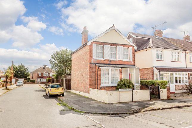 Thumbnail Detached house for sale in Fairholme Road, Ashford, Surrey