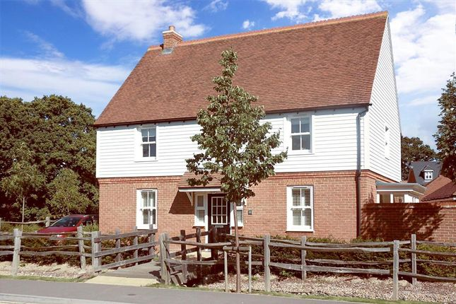 Thumbnail Detached house for sale in Brookfield Drive, Horley, Surrey