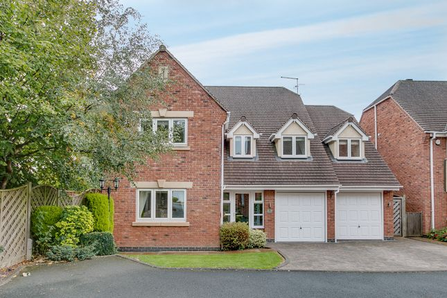 Thumbnail Detached house for sale in Southlands Court, Birchfield Road, Redditch