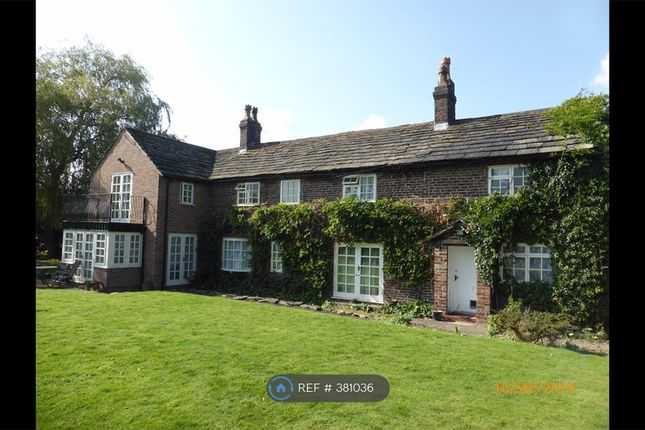 Thumbnail Detached house to rent in Cross Lane, Wilmslow