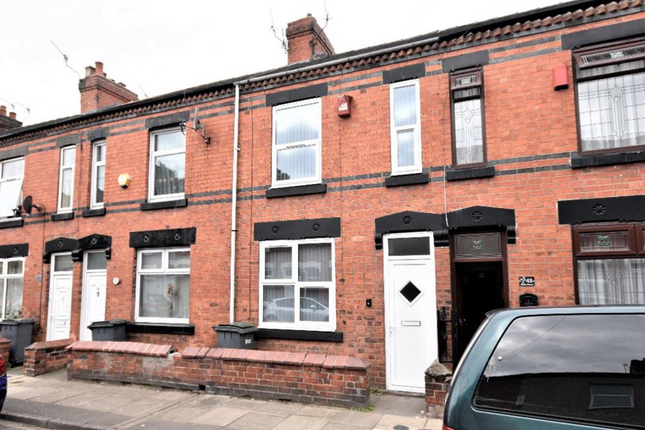 Thumbnail Shared accommodation to rent in Birks Street, Stoke On Trent