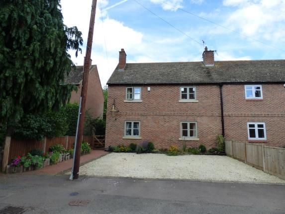 Thumbnail Property for sale in Church Lane, Ratcliffe On The Wreake, Leicester