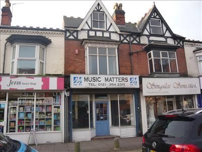 Thumbnail Retail premises for sale in 10 Boldmere Road, Boldmere, Sutton Coldfield