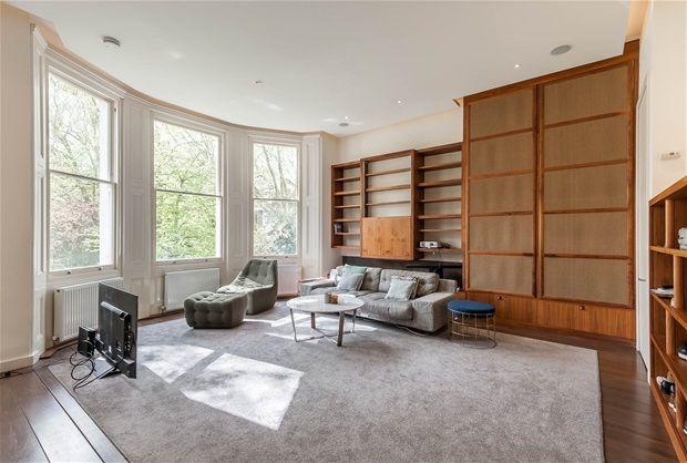 Thumbnail Flat for sale in Gledhow Gardens, South Kensington, London