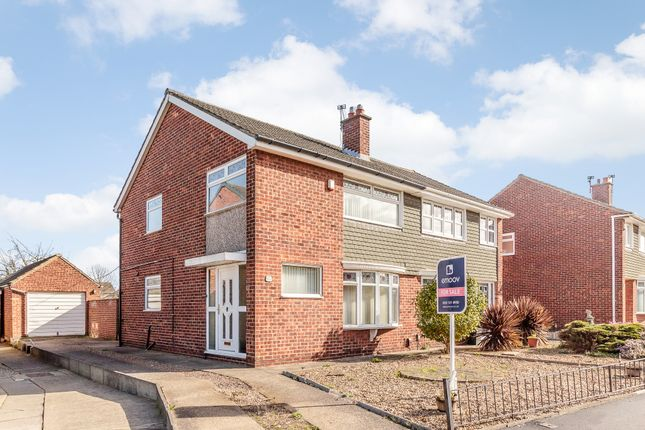 Semi-detached house for sale in Hesleden Avenue, Middlesbrough