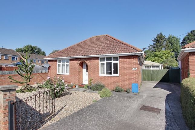 Thumbnail Detached bungalow for sale in Oldfield Road, Westbury