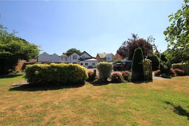 Thumbnail Flat for sale in Windsor Road, Chobham, Woking, Surrey