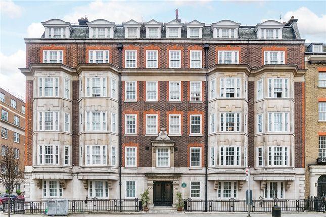 Exterior of New Cavendish Street, London W1W