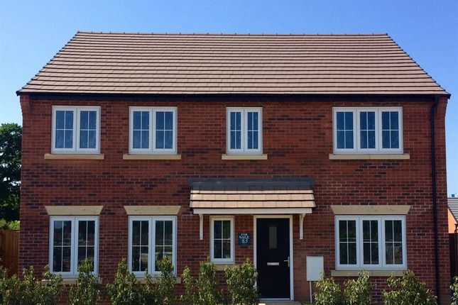 """Thumbnail Detached house for sale in """"The Holborn"""" at West Cross Lane, Mountsorrel, Loughborough"""