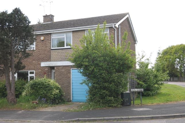 Thumbnail Semi-detached house for sale in Rye Close, Farnborough