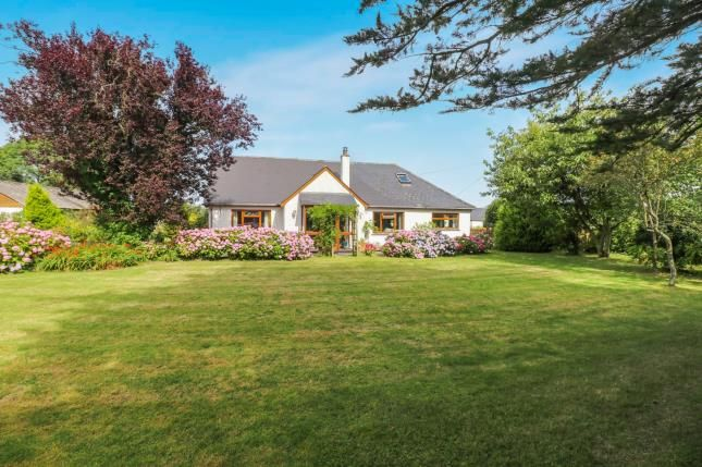 Thumbnail Bungalow for sale in Nr Bodmin, Cornwall