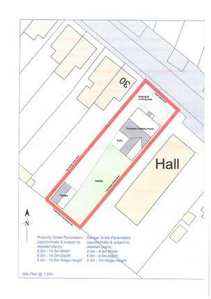 Plans of Lon Y Felin, Ammanford SA18