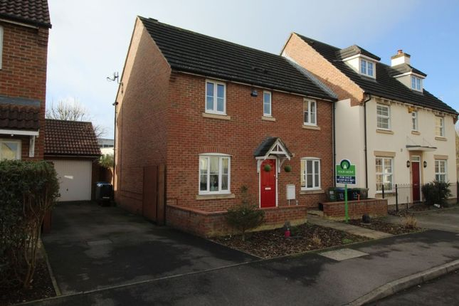 Thumbnail Semi-detached house for sale in Carp Road, Calne