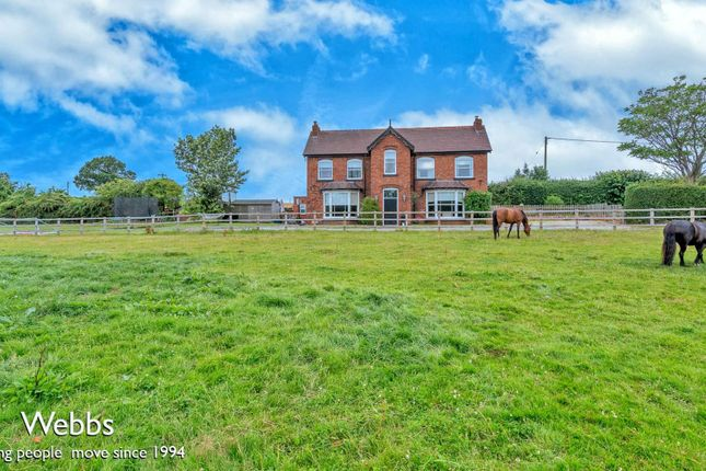 5 bed detached house for sale in Mill Lane, Hammerwich, Burntwood WS7