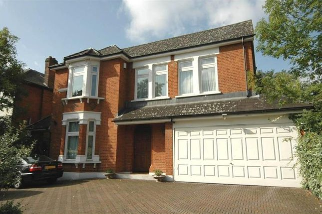 Thumbnail Detached house for sale in Mount Park Road, Ealing, London