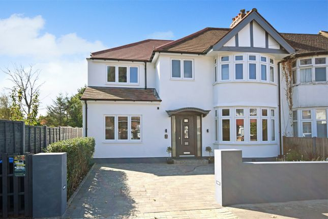 Semi-detached house in  Medway Gardens  Wembley  Middlesex  Watford