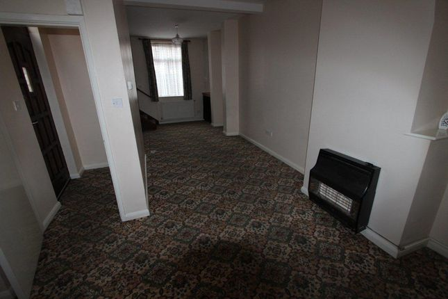 Thumbnail Terraced house to rent in Station Road, Glenfield, Leicester