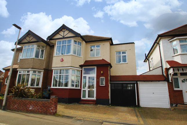 Thumbnail Semi-detached house for sale in Charteris Road, Woodford Green