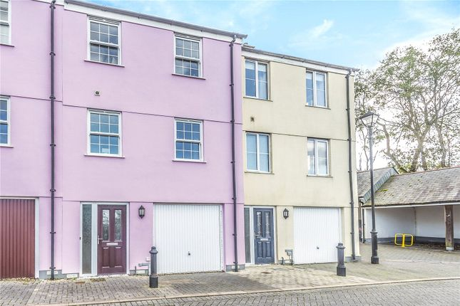 Thumbnail Terraced house for sale in Angarrack Court, Roche, St. Austell, Cornwall