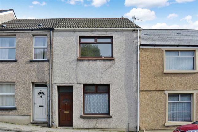 Thumbnail Terraced house for sale in Gadlys Road, Aberdare, Rhondda Cynon Taff