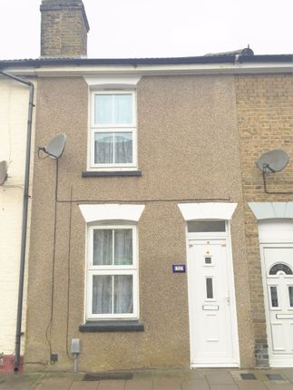 Thumbnail Terraced house to rent in St. Marks Houses, Saxton Street, Gillingham