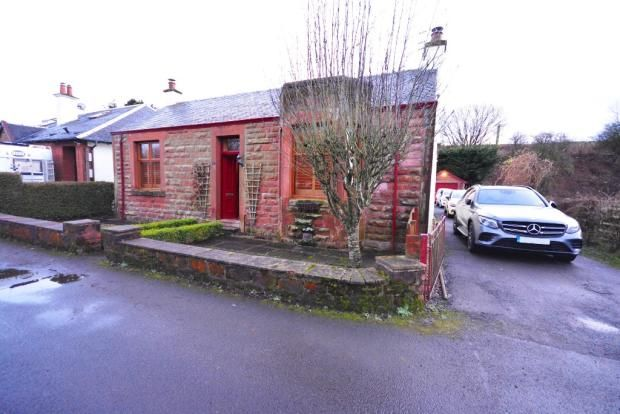Thumbnail Detached house for sale in Stratholm Terrace, Newmilns