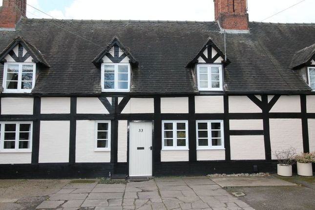 Thumbnail Cottage to rent in Wellington Road, Muxton, Telford