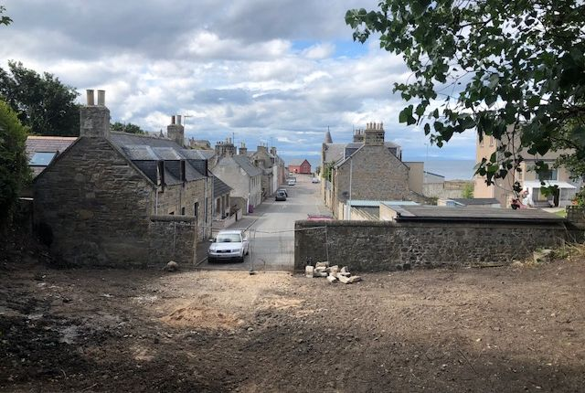 Land for sale in Baron Street, Buckie AB56