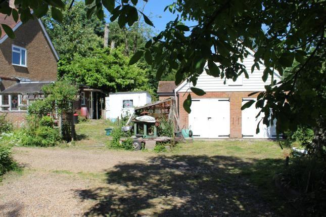 Garden of Bodiam Road, Sandhurst, Cranbrook, Kent TN18