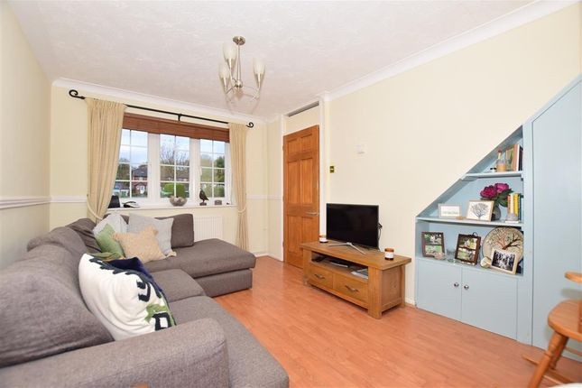Thumbnail Semi-detached house for sale in Corfe Close, Southwater, Horsham, West Sussex