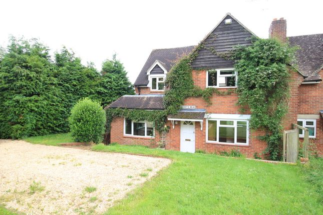 Thumbnail End terrace house to rent in Cocketts Mede, Easton, Winchester