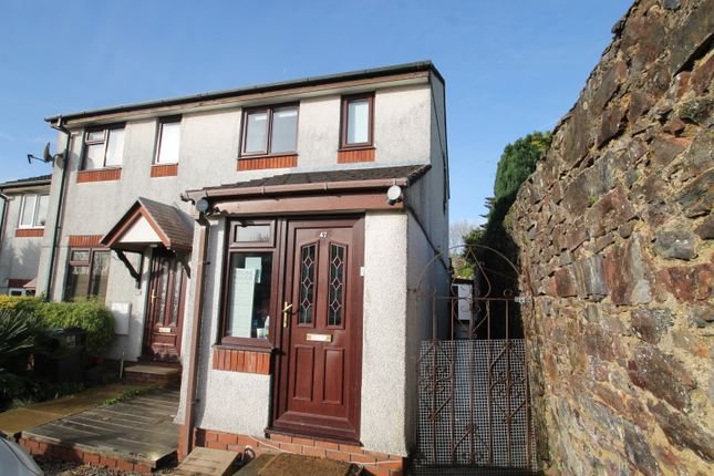 Thumbnail End terrace house for sale in Mallet Road, Ivybridge