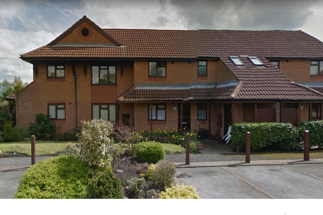 Thumbnail Flat to rent in Ashley Court, Eckington