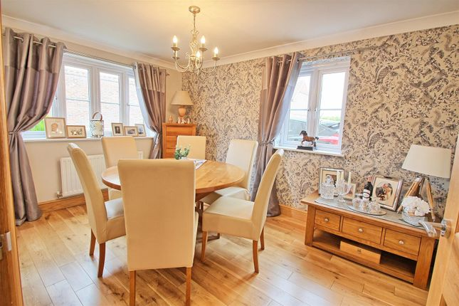 Dining Room of Hempstalls Close, Hunsdon, Ware SG12