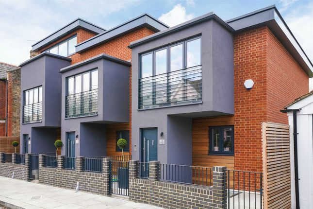 Thumbnail Detached house for sale in Wayford Terrace, Willcott Road, Acton