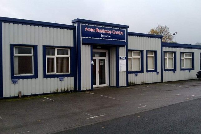 Light industrial to let in Block C, Aven Industrial Estate, Tickhill Road, Maltby, Rotherham
