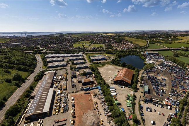 Thumbnail Land to let in Kirkgate, Belleknowes Industrial Estate, Inverkeithing