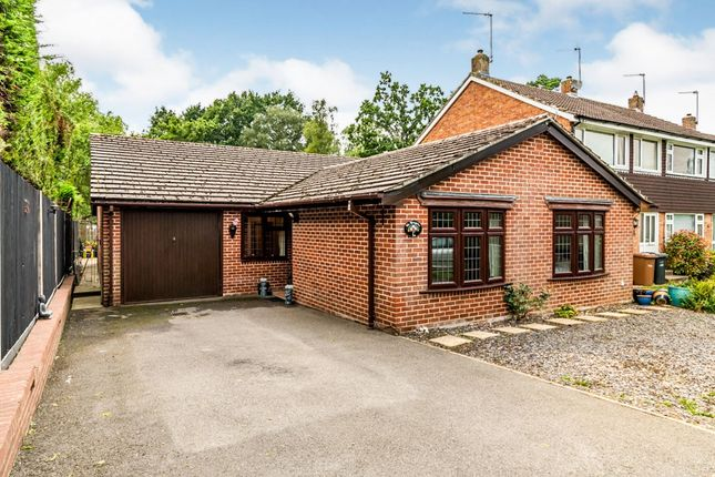 Thumbnail Detached bungalow for sale in Cedar Crescent, North Baddesley, Southampton